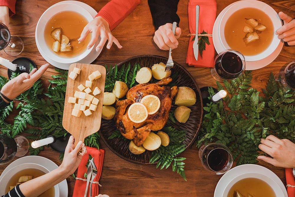 Surviving the Holidays: Tip 7