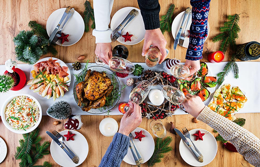 Holiday Eating PodCast